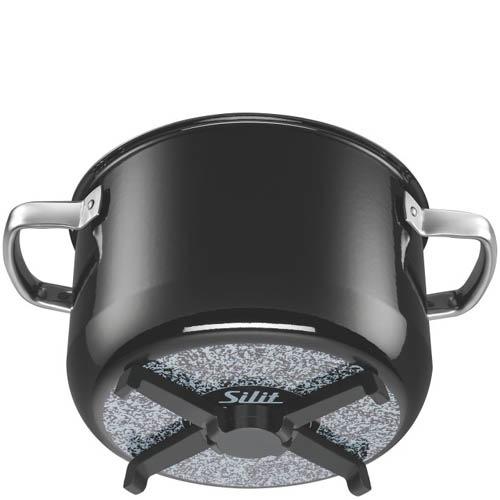 Подставка для горячей посуды Silit Kitchen Utensils Pepe складная с магнитом, фото
