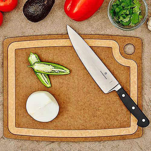 Доска разделочная Epicurean Gourmet двухсторонняя 38х28см, фото