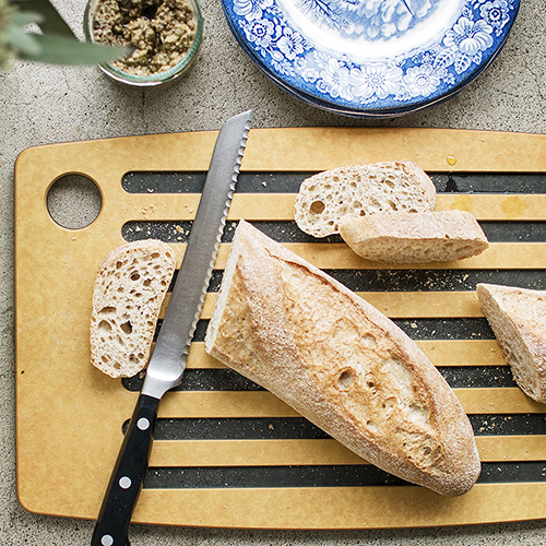Доска разделочная Epicurean Bread Boars S 45,7х25,4см , фото