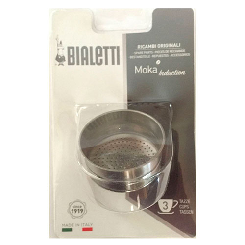 Воронка для кофеварок Bialetti Moka Induction (3 чашки), фото