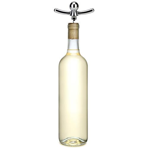Штопор для бутылок Umbra Buddy в виде человечка, фото
