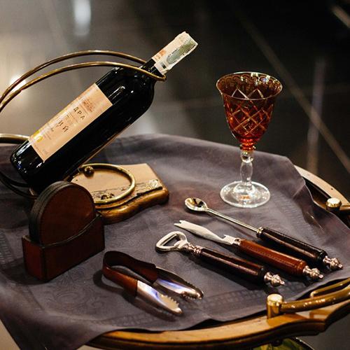 Прибор для открывания бутылок Balmuir Winston, фото