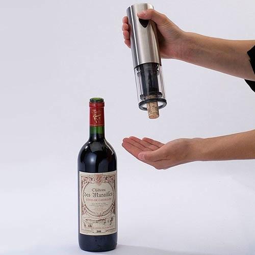 Штопор электрический Peugeot Saveurs De Vins, фото