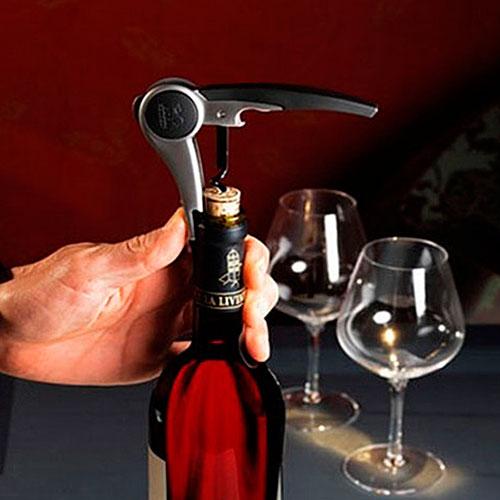 Штопор Peugeot Saveurs De Vins складной, фото