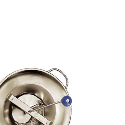 Сито с ручной мельницей De Buyer The Complementary для пюре, фото