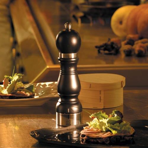 Мельница для соли Peugeot Chateauneuf U 23 см черная, фото