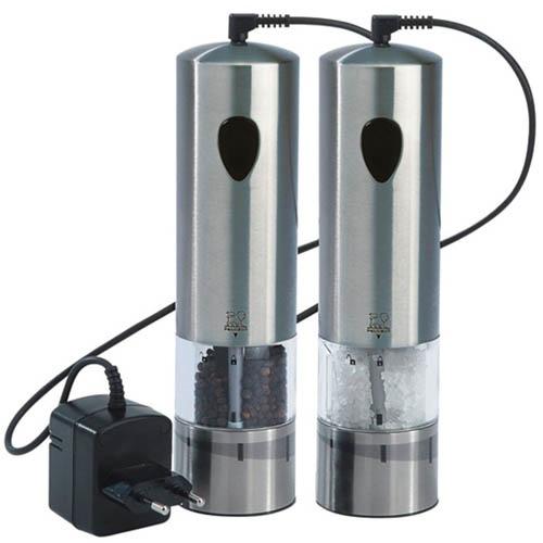 Электро-мельница для перца Peugeot Elis Rechargeable сенсорная, фото