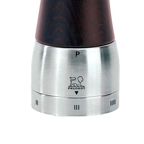 Мельница для соли Peugeot Madras U-Select темное дерево, фото