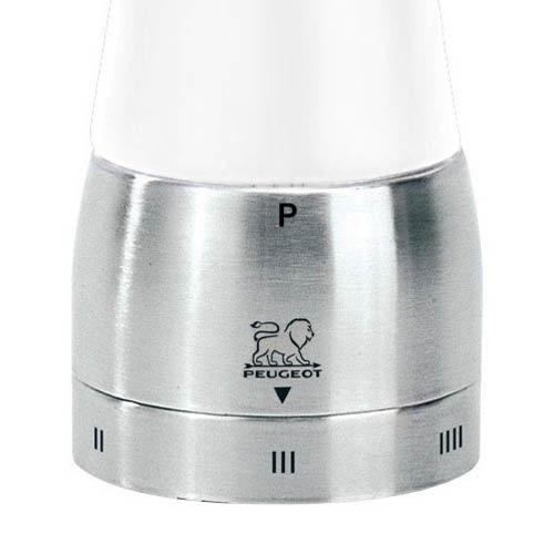 Мельница для перца Peugeot Madras U 16 см белая, фото