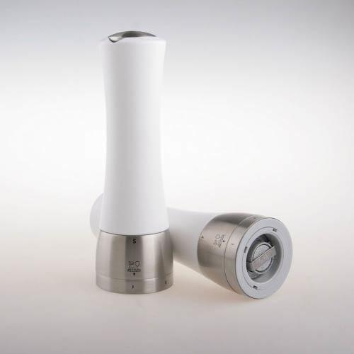Мельница для соли Peugeot Madras U 16 см белая, фото