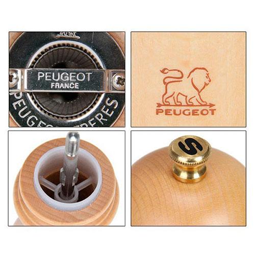 Мельница для перца Peugeot Paris Antique деревянная, фото