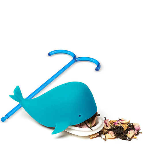 Заварник для чая Fred and Friends Brew Whale в виде кита, фото