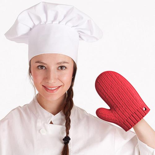 Силиконовая прихватка для горячего Fred and Friends в виде рукавицы, фото