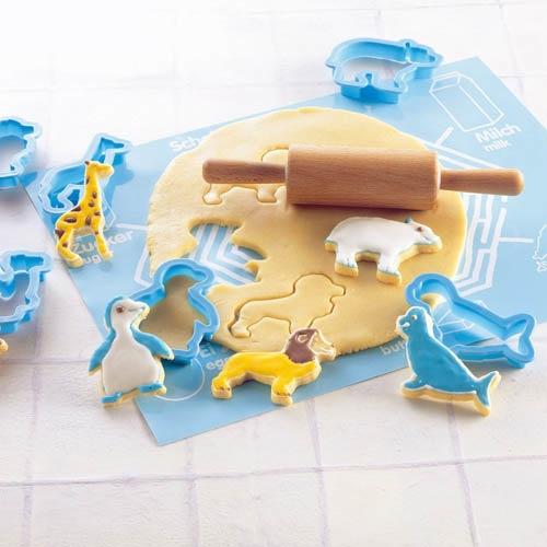 Скалка Kaiser Backform Bake And Play 11 см из бука, фото