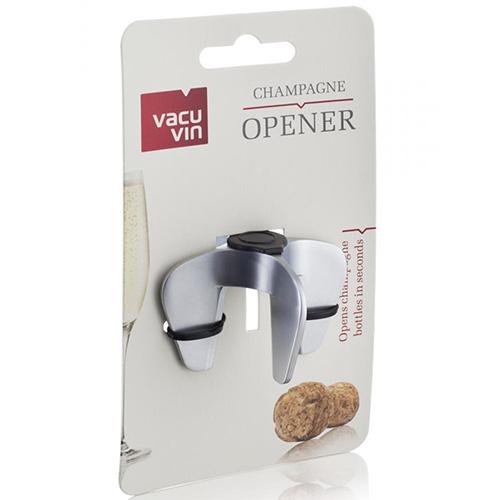 Устройство Vacu Vin для открывания бутылок с шампанским, фото