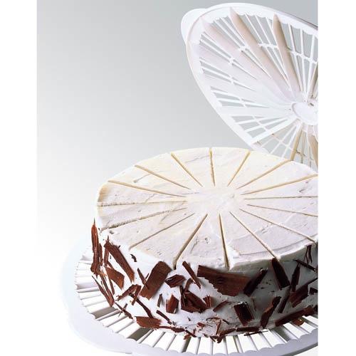 Делитель для торта Kaiser Backform Patisserie 32 см на 16 кусочков, фото