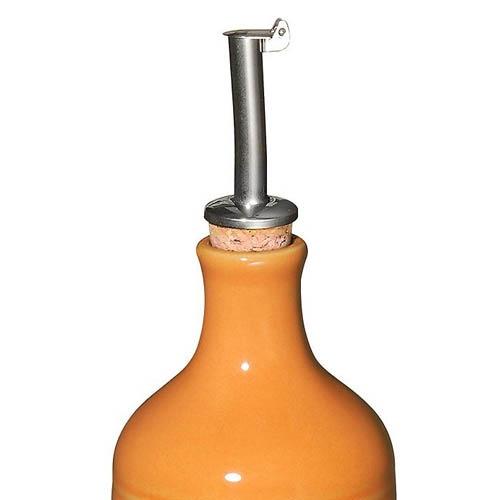 Бутылка для масла и уксуса Emile Henry Urban Colors Pamplemousse 450 мл антикап, фото