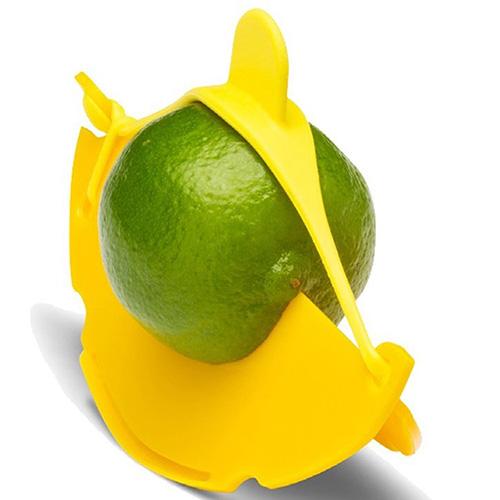Чехол для хранения овощей и фруктов Dreamfarm Savel DFSA6711 желтый, фото
