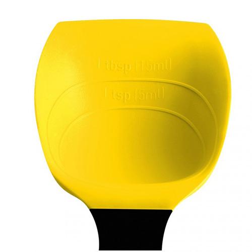 Мерная ложка Dreamfarm Supoon DFSU2638 желтая, фото