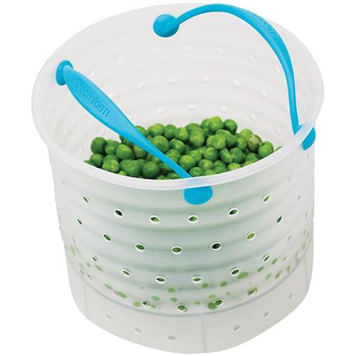 Силиконовый контейнер для варки овощей Dreamfarm Vebo, фото