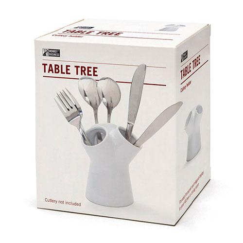 Подставка для столовых приборов Monkey Business Table Tree, фото