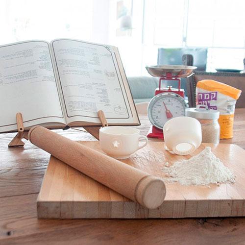Форма для нарезки теста Monkey Business Cookie Cup белая, фото