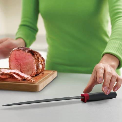 Нож кухонный Joseph Joseph красный, фото