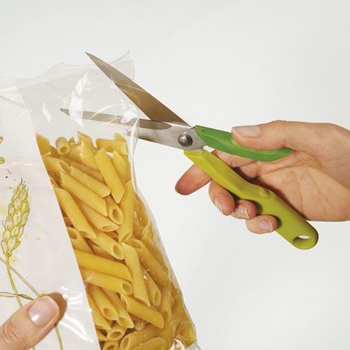Кухонные ножницы Joseph Joseph Twin-Cut серые, фото
