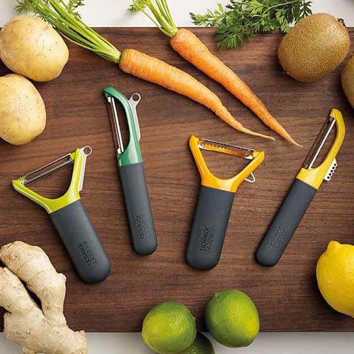 Овощечистка Joseph Joseph Multi-peel для мягких фруктов, фото
