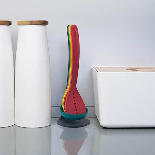 Набор Joseph Joseph Nest цветных кухонных инструментов, фото