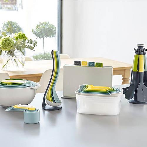 Набор Joseph Joseph Nest светлых кухонных инструментов, фото