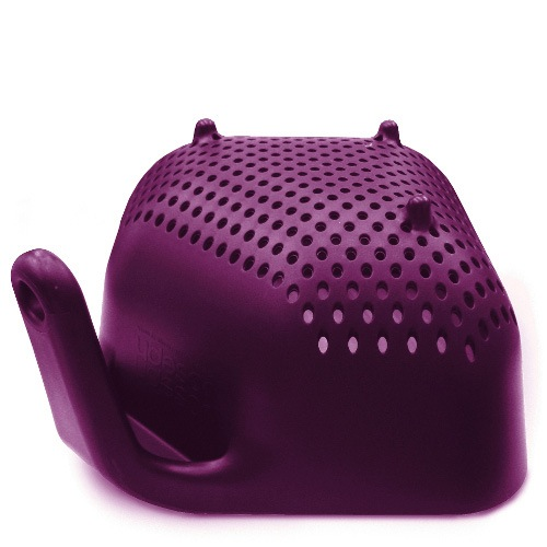 Дуршлаг Joseph Joseph Square Colander квадратный средний пурпурный, фото