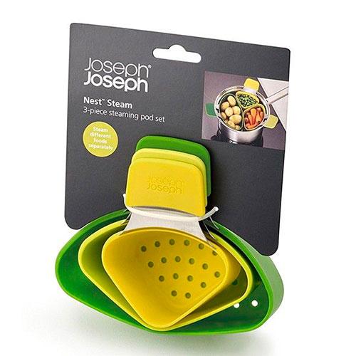 Набор для приготовления на пару Joseph Joseph Nest Steam, фото
