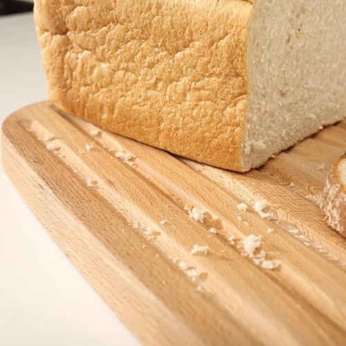 Хлебница с доской Joseph Joseph Melamine Bread Bin пурпурная, фото