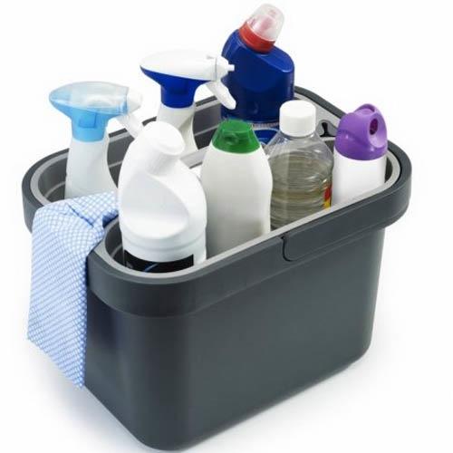 Органайзер для моющих средств Joseph Joseph Clean&Store серый, фото