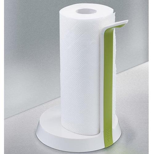 Подставка Joseph Joseph Easy-Tear для бумажных полотенец белая, фото
