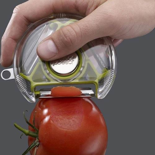 Нож для чистки овощей Joseph Joseph серый, фото