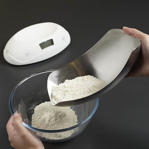 Весы до 5 килограмм Joseph Joseph Shell металлические , фото