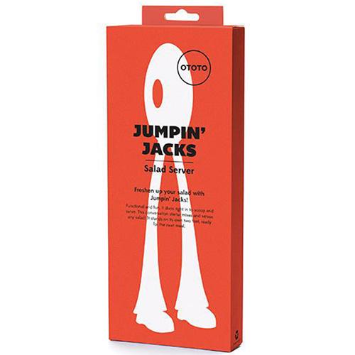 Ложки для салата OTOTO Jumpin Jack, фото