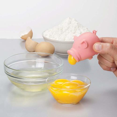 Прибор для отделения желтка от белка Peleg Design YolkPig, фото