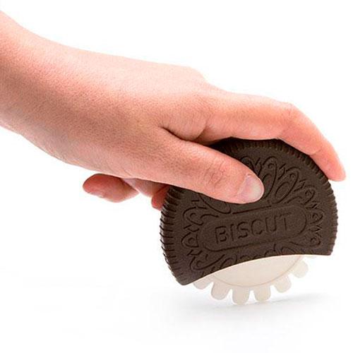 Нож для теста Peleg Design Biscut в форме печенья, фото