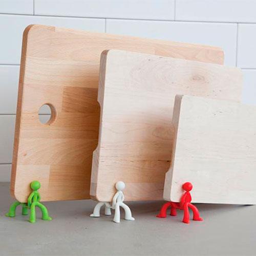 Подставка Peleg Design Board Brothers для сушки и хранения разделочных досок, фото