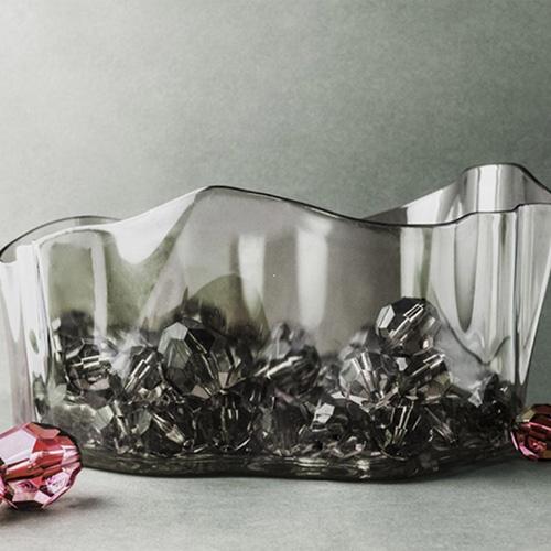 Универсальная подставка Qualy Crystal Flow  , фото