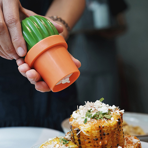 Мельница Qualy Tasty Cactus для соли или перца, фото