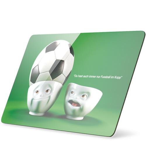 Разделочная доска Tassen Soccer going round my head, фото