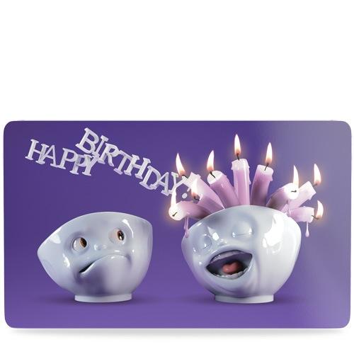 Разделочная доска Tassen Happy Birthday, фото