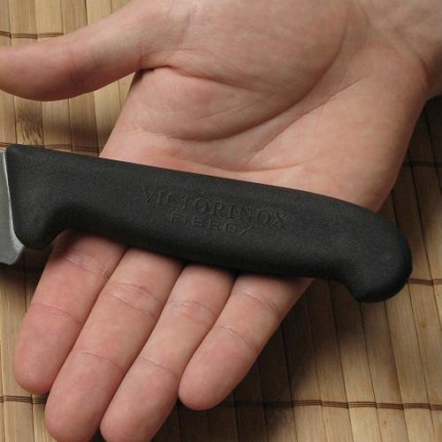 Шеф-нож Victorinox с широким лезвием длиной 19 см универсальный, фото