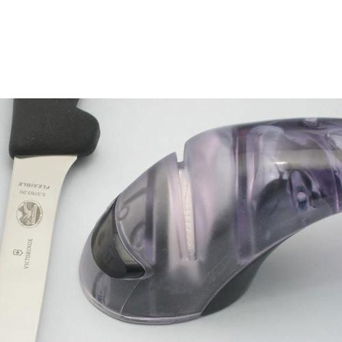 Точило Victorinox с керамическими роликами черное для ножей , фото