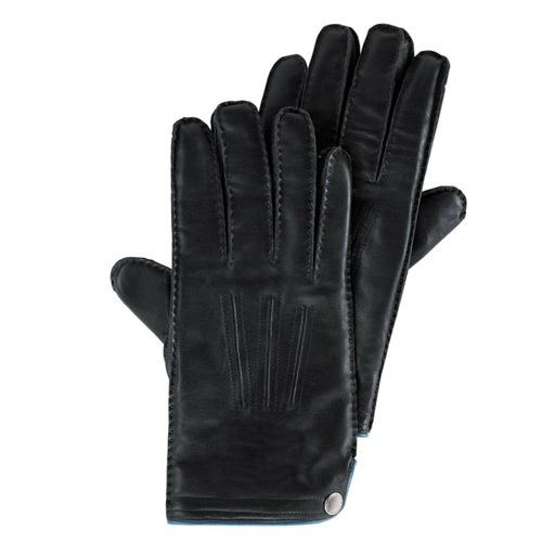 Кожаные мужские перчатки Guanti (размер M), фото