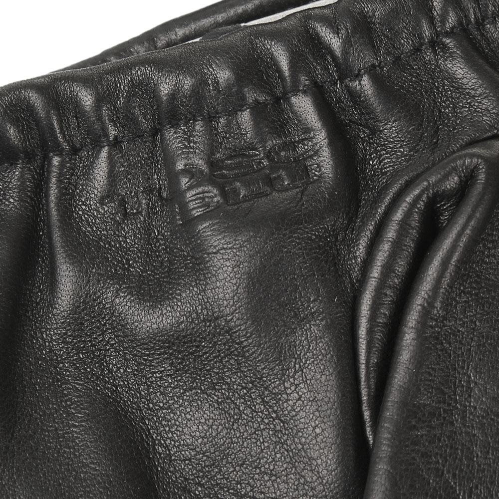 Короткие женские перчатки Tosca Blu украшенные крупными стразами